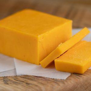 cheddar jaune 1